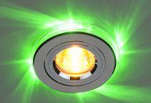 2060 Хром зеленая подсветка 390руб.