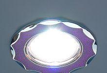 612А Фиолетовый блеск хром 350руб.